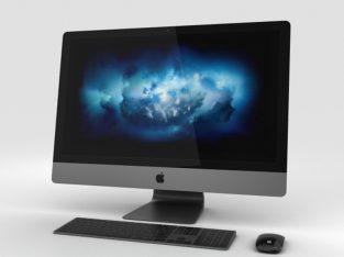iMac Pro Xeon 8 cores 32/1 To SSD/Vega Pro 56 NEUF