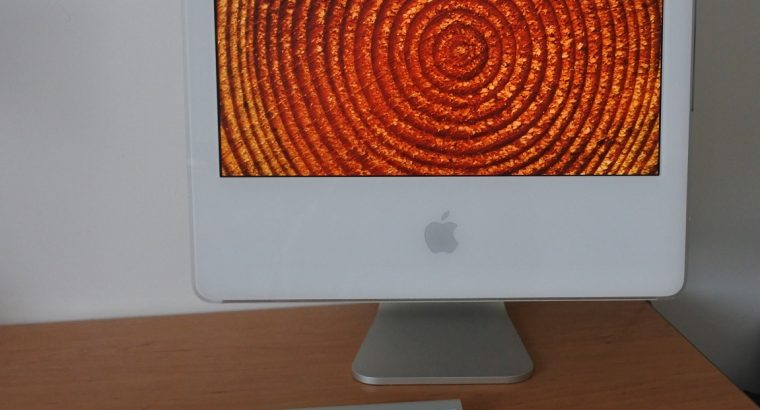 iMac Intel (blanc)