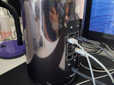 Mac Pro 2013 (6,1) 12 cores 2,7 Ghz AMD D500 1TB