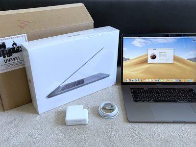 MacBook Pro Touch Bar 15 2019 i9 Vega 20 32/1 To