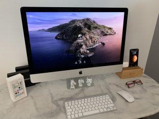 iMac 27 fin 2013, cfg haut de gamme, quasi neuf