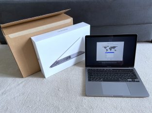 MacBook Pro Touch Bar 13″ 2020 Quadcore i5 2,0Ghz