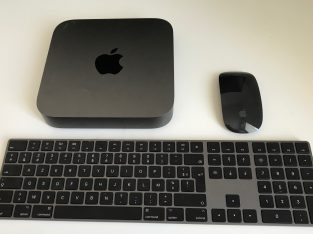 Vends Mac mini 2018 (Core i3) + clavier & souris