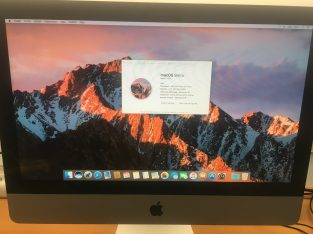 IMac 10.1 – fin 2009 – SSD + HDD – 1To125