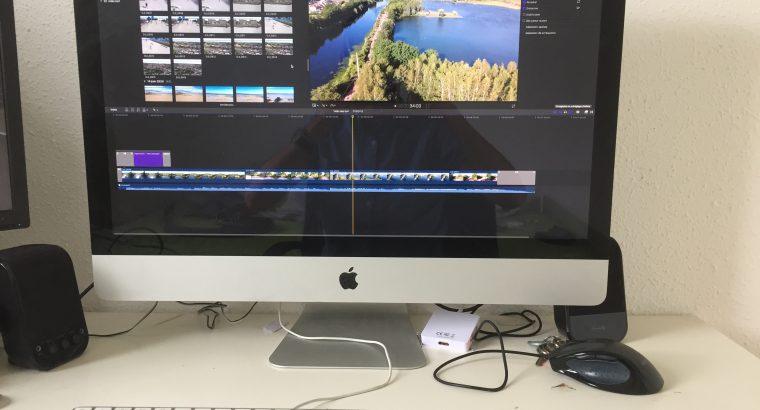 iMac 27 année mi 2011