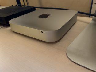 Vends Mac mini Late 2012 SSD