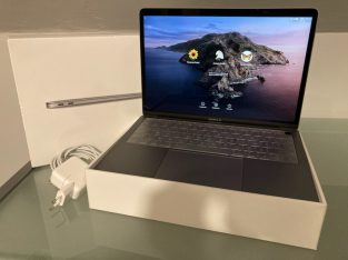 MACBOOK AIR 13 POUCES 2018