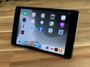 iPad mini 4 64Go Wi-Fi + Cellulaire