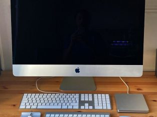 IMac i7 3,4GHz – 24 Go RAM – 1To SSD – GTX 680MX