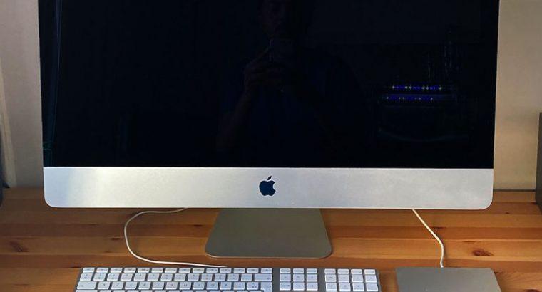 IMac i7 3,4GHz – 24 Go RAM – 1To SSD – GTX 680MX
