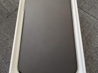 IPhone X 64g blanc