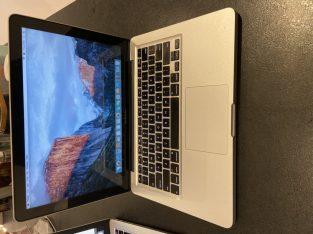 Macbook pro 2012 13 pouces, 256 SSD 8Go RAM