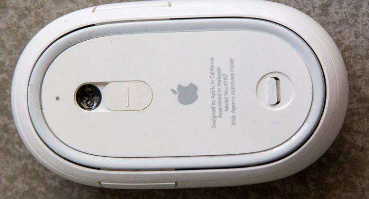 Apple Mighty Mouse sans fil – Model A1197
