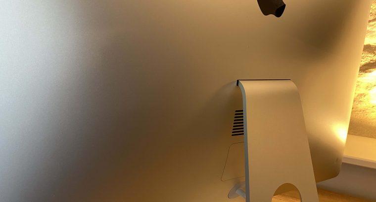 iMac 27 – 5K Retina – 3,5 gHz Intel Core i5 – 24go