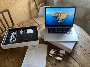 MacBook Pro 15 i7 2,5Ghz 500Go SSD 16Go Radeon R9