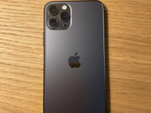 iPhone 11 Pro 256Go gris sidéral