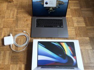 MacBookPro 16 Pouce – Applecare