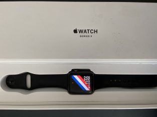 Apple Watch Série 3 38mm