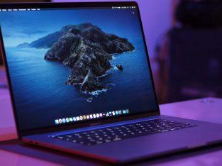 MacBook Pro 16 512Go