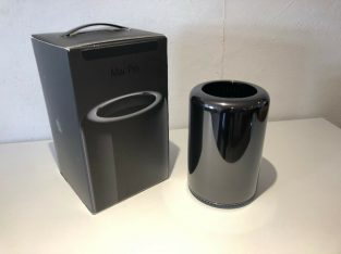 Mac Pro 2013 – 12 cores – AMD D500 – 64Go – 1 To