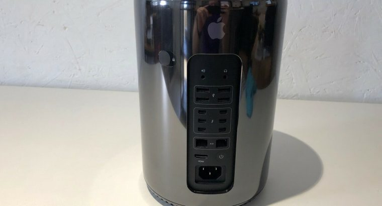Mac Pro 2013 – 12 cores – AMD D500 – 64Go – 1 To