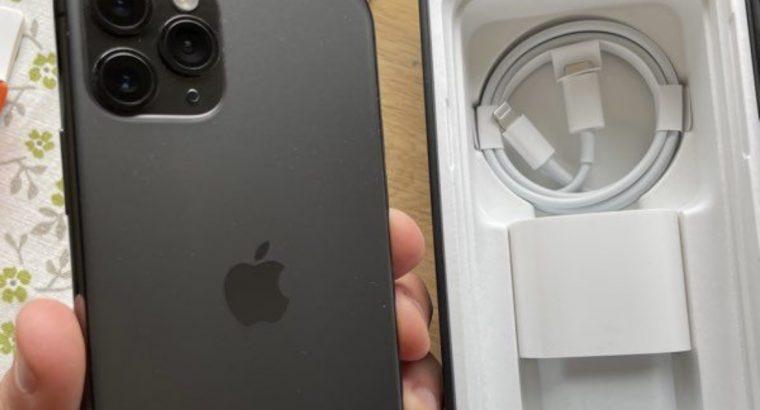 iPhone 11 Pro 256Go gris sidéral