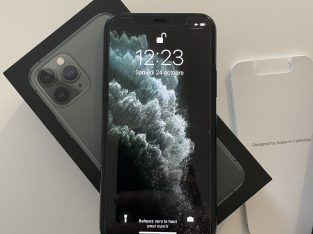 iPhone 11 Pro 64Go Vert Midnight