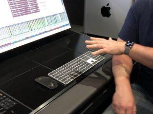 Apple Clavier et souris Mac Pro