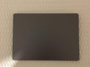 Trackpad gris sidéral