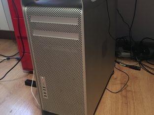 MAC PRO 1.1 XEON DUAL CORE 2,66Ghz RAM 8Go DD 120+