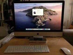 iMac 27 pouces, fin 2012, i7 3,4 GHz