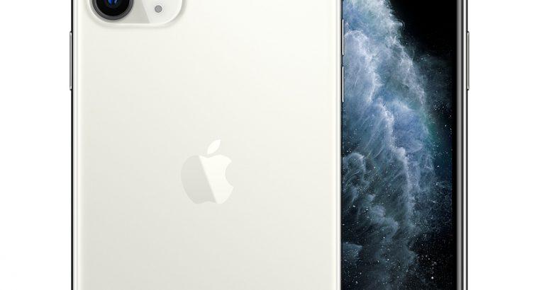 iPhone 11 Pro 64go silver sous garantie