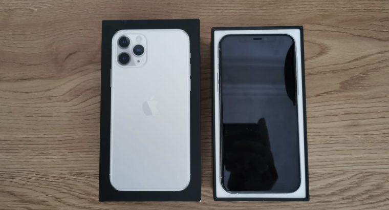 iPhone 11 Pro 64 Go argent – Garantie
