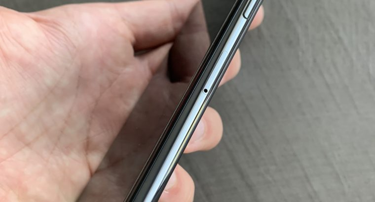 iPhone XS 256 Go gris sideral