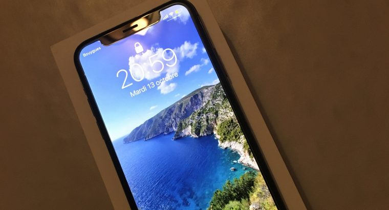 iPhone XS 64go neuf