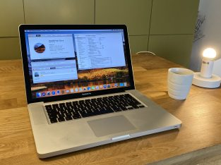 MacBook Pro 15' 4Go 320Go HD