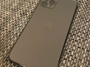 iPhone 11 Pro 64Go Gris Sidéral