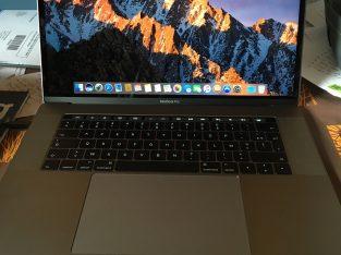 Macbookpro touchbar 15 2016