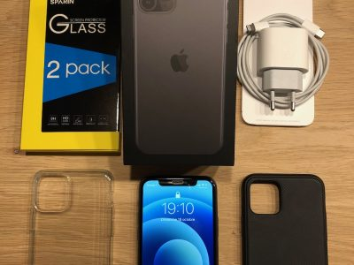iPhone 11 Pro sous garanti 12/2021