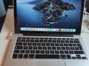Macbook Pro 2015 13″ SSD 128go