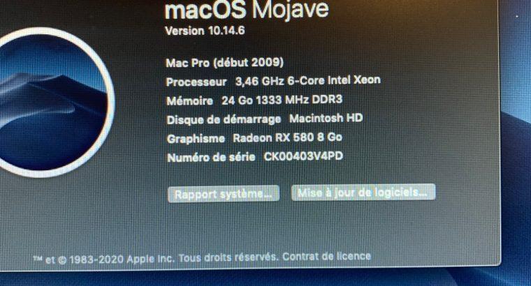Mac pro 4.1 -> 5.1