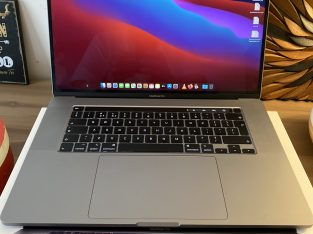 MacBook Pro 16″ QWERTY