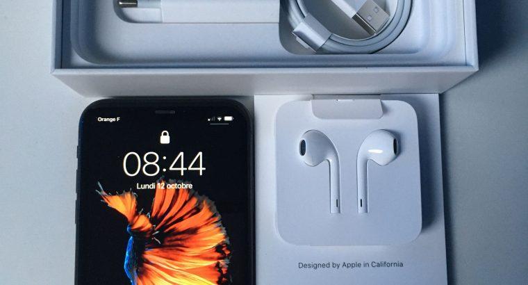 iPhone XR 256 Noir – Parfait Etat