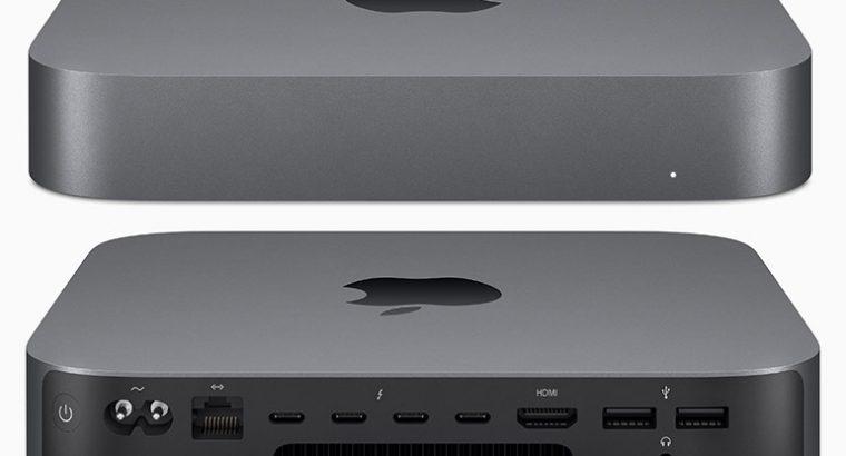 Mac mini 2018 3GHz/8Go/512Go