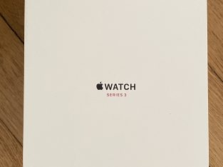 Apple Watch Série 3- 42mm