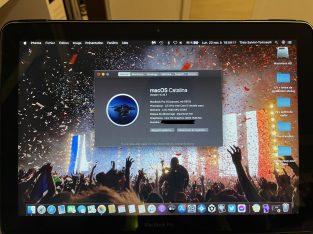MacBook Pro mi 2012 (SSD 500GO)
