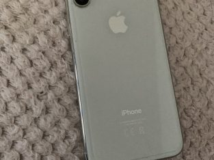 iPhone X 64 gris sidéral