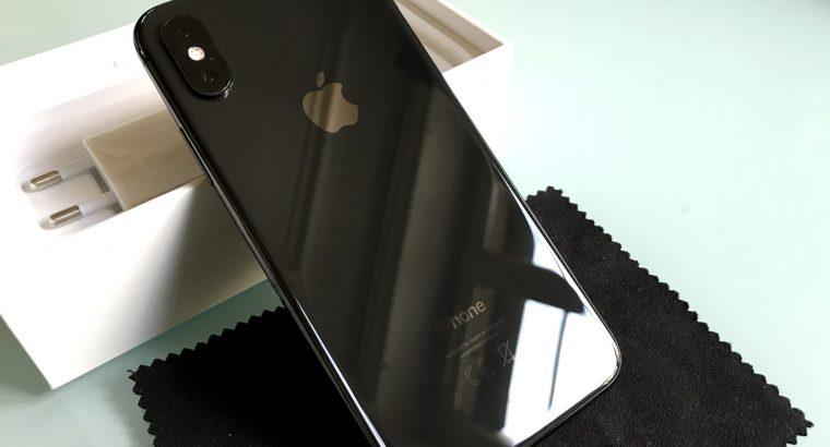 Apple iPhone XS 256 GB – Noir, Comme NEUF