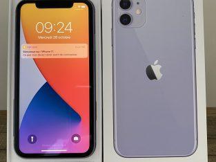 iPhone 11 64 GO Violet