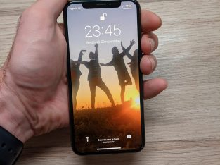 iPhone XS – 64Go – Or – excellent état